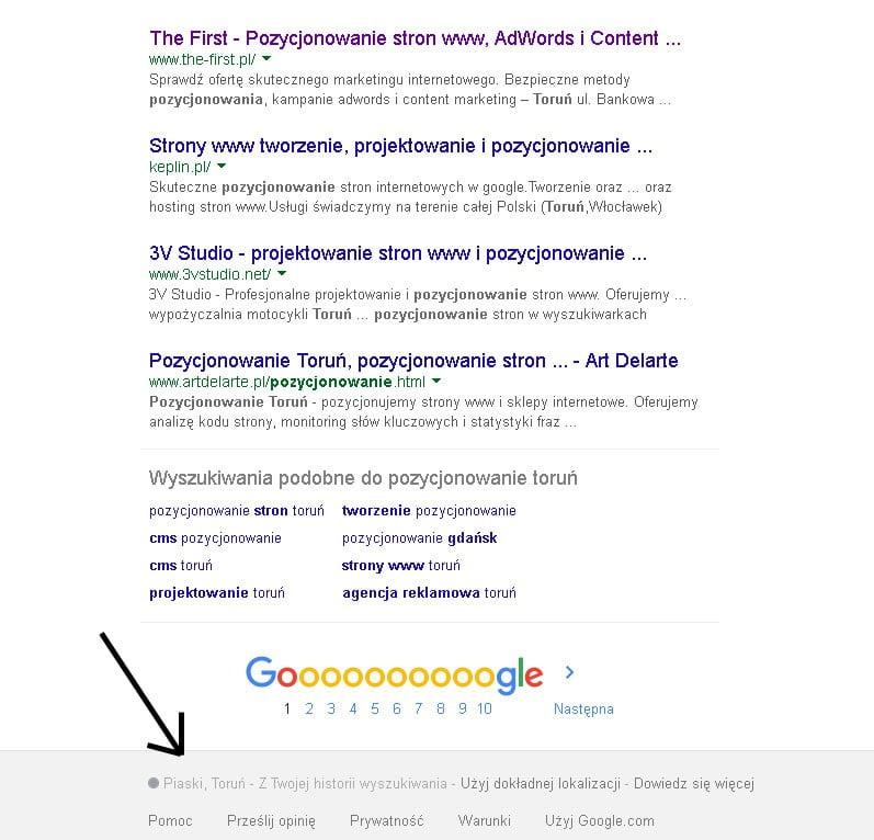 pozycjonowanie-lokalne-wynik-google
